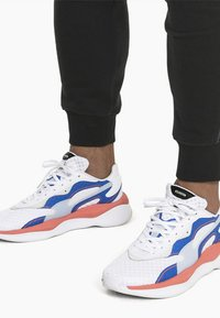 Puma - Trainers - white-palace blue - 1