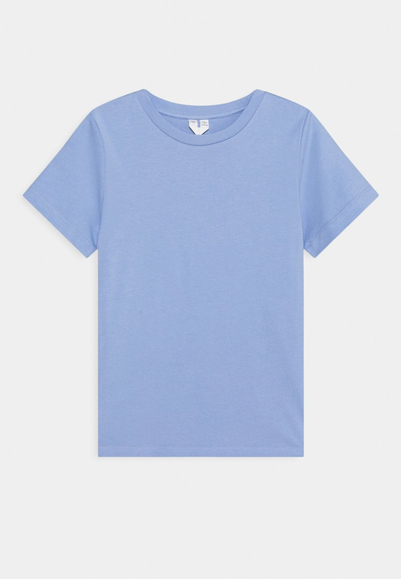 ARKET - UNISEX - Jednoduché triko - mid blue