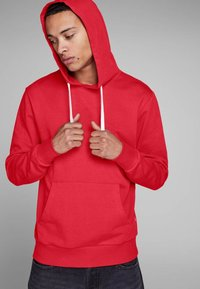 Jack & Jones - Hoodie - tango red - 3