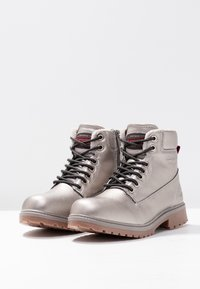 KangaROOS - RIVETER - Ankle boots - silver - 4