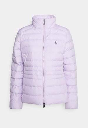Light jacket - pastel violet