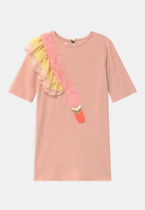 DORIS DREAMER - Jersey dress - pink