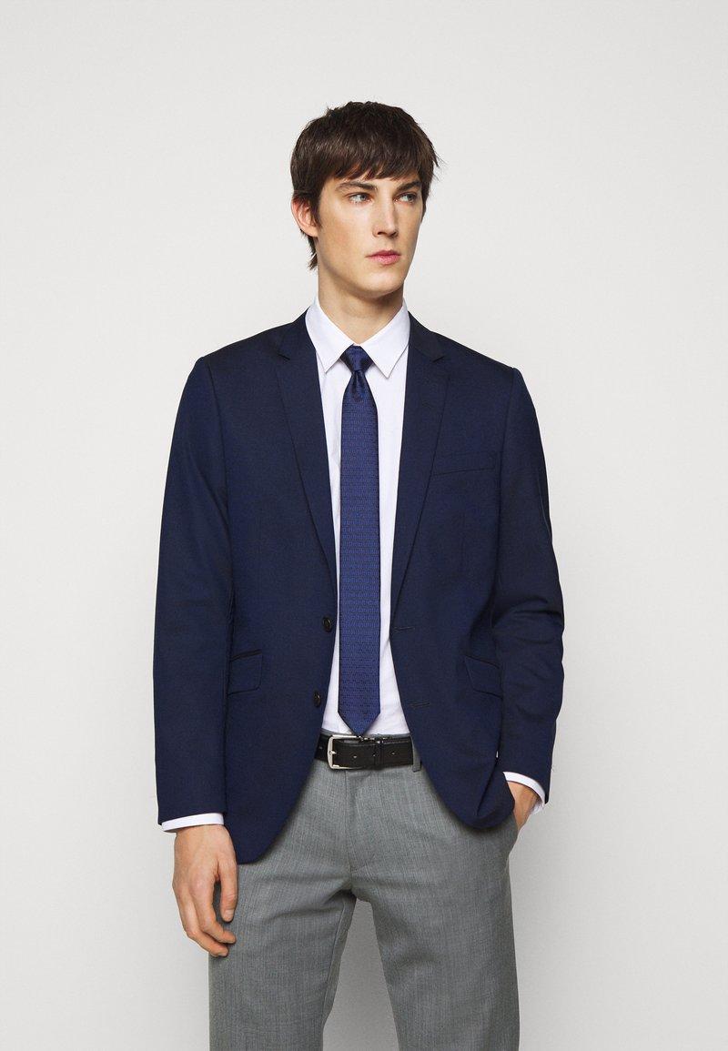 HUGO - Cravatta - dark blue