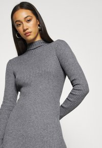 EDITED - HADA DRESS - Shift dress - grey - 3
