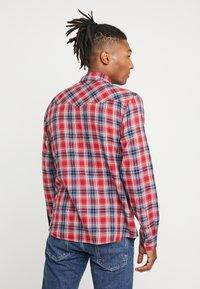 Wrangler - WESTERN - Shirt - red - 2