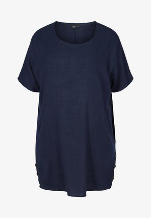 Tunic - dark blue