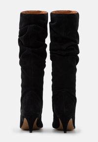 LAB - Boots - black - 3