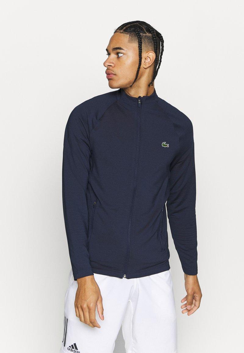 Lacoste Sport - Trainingsvest - navy blue