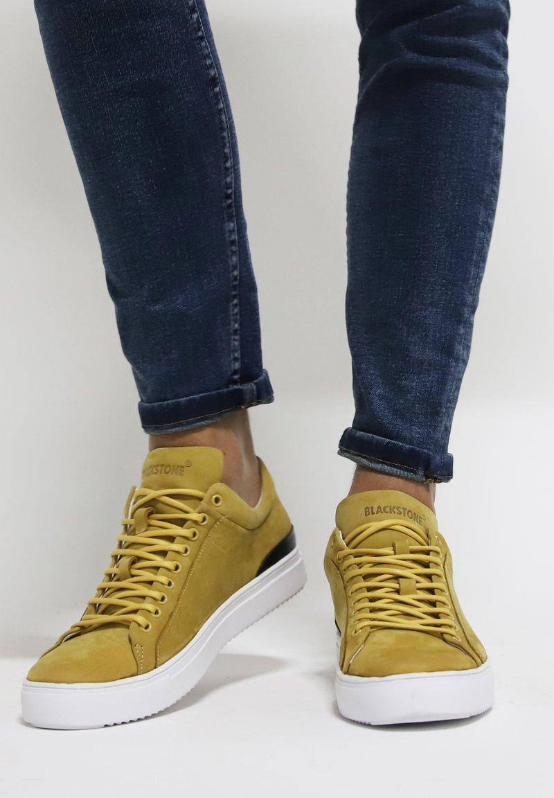 Blackstone - Sneakers - yellow