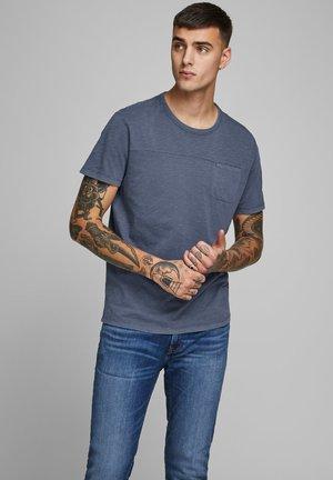 T-shirts basic - navy blazer