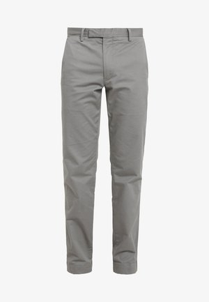 FLAT PANT - Trousers - college grey