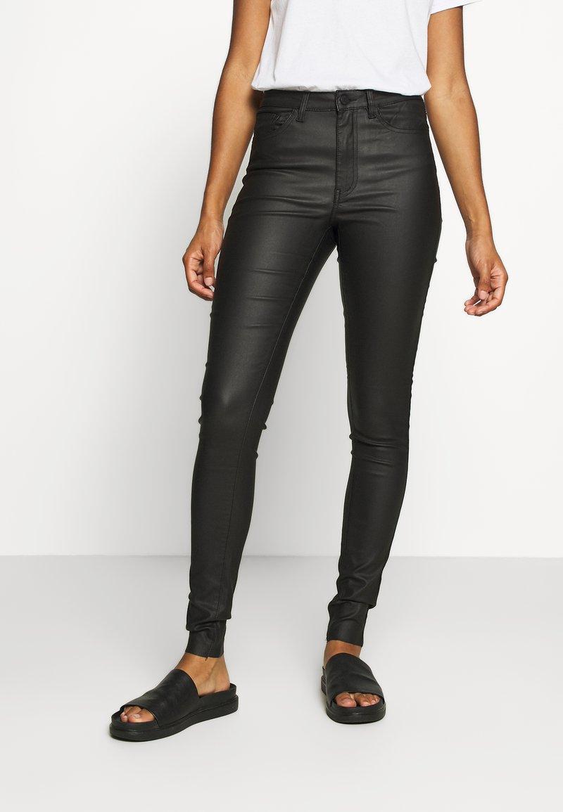Object - OBJBELLE PANTS - Trousers - black
