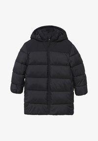 Mango - MIT KAPUZE - Winter coat - schwarz - 0