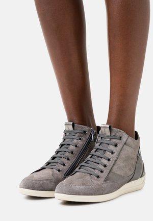 MYRIA - Sneaker high - dark grey