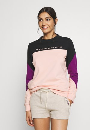 UFLT-PHYLOSH SWEAT-SHIRT - Pyjama top - black