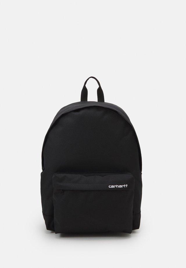 PAYTON BACKPACK UNISEX - Reppu - black/white