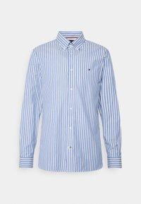BOLD STRIPE REGULAR FIT - Shirt - copenhagen blue/ivory /yale navy