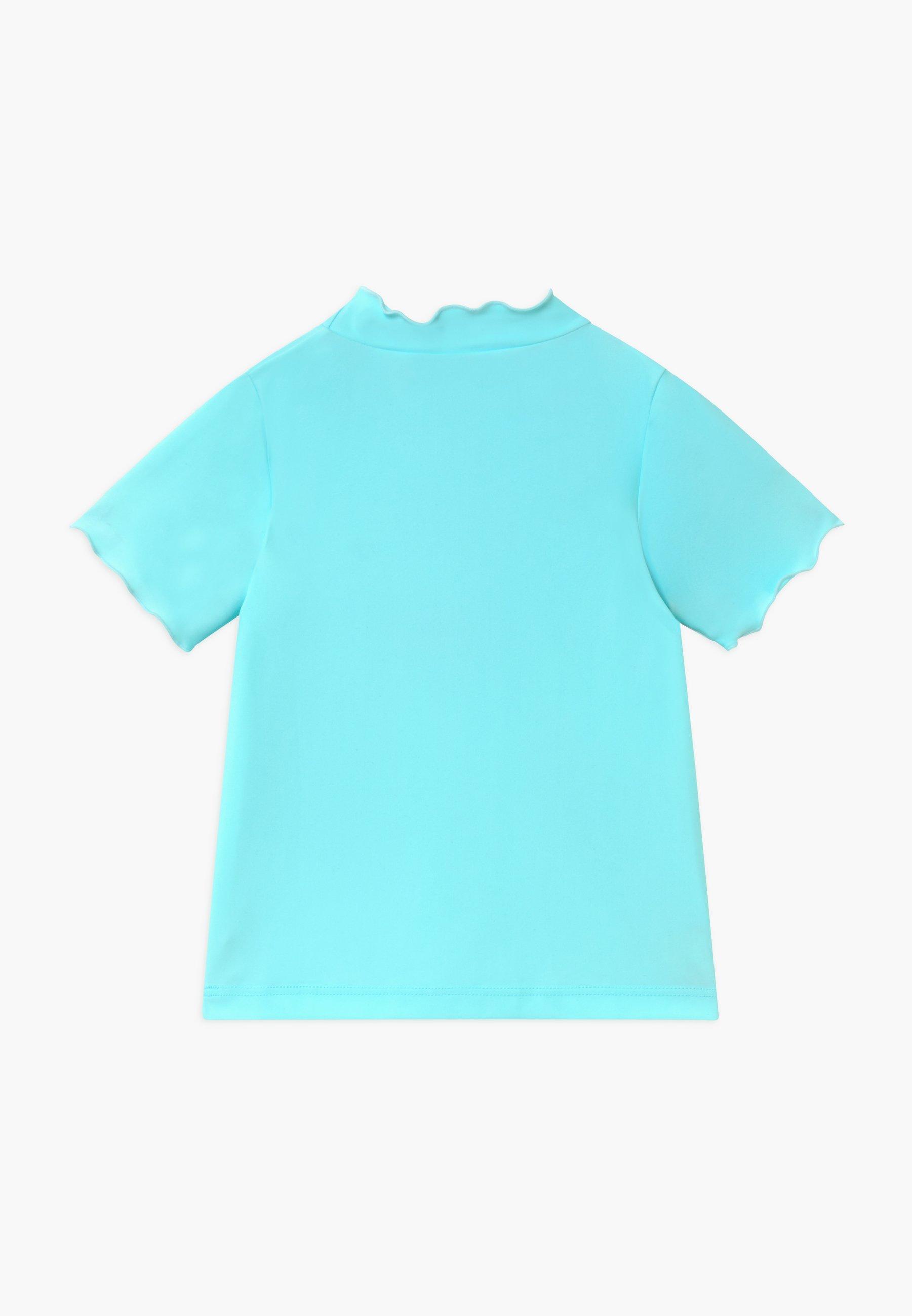 Sanetta RASHGUARD - Surffipaita - light blue Y2HLH2lp