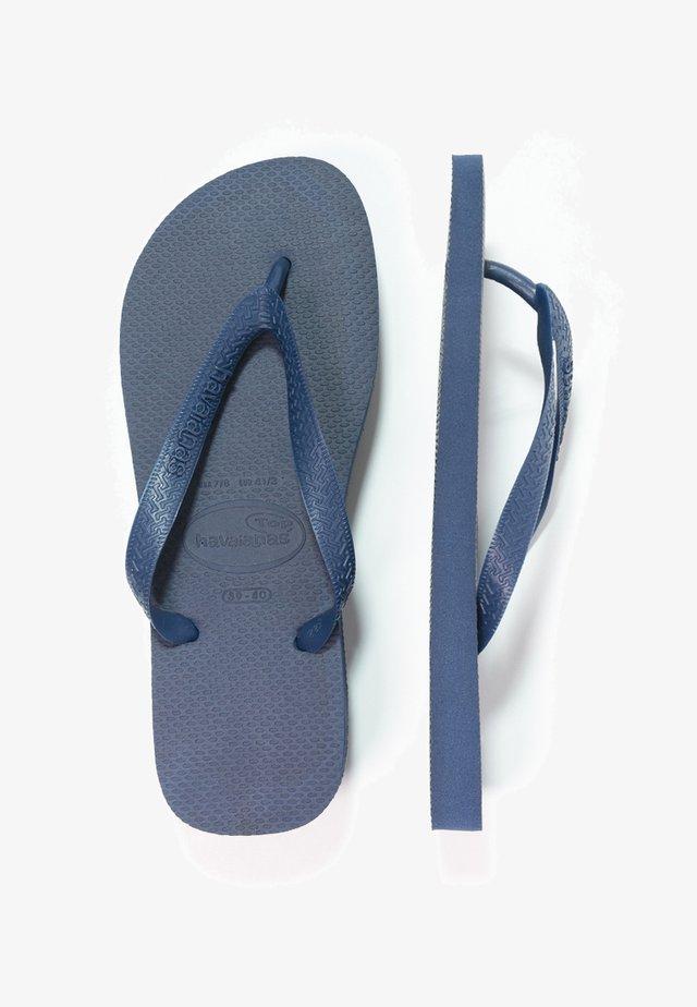TOP - Pool shoes - blau