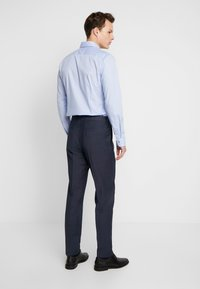 Calvin Klein Tailored - BISTRETCH DOT - Suit - blue - 5