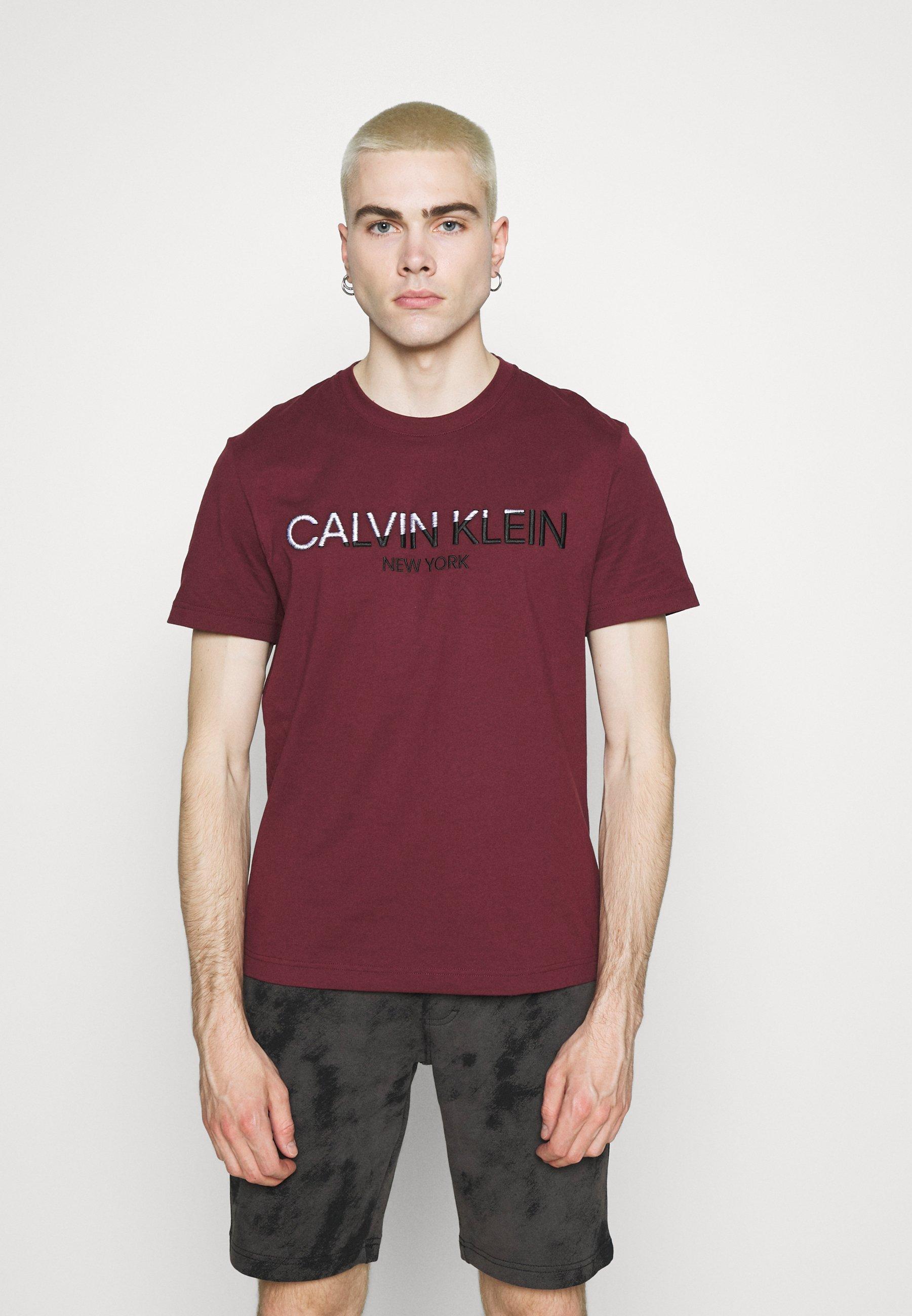 Men MULTI EMBROIDERY - Print T-shirt