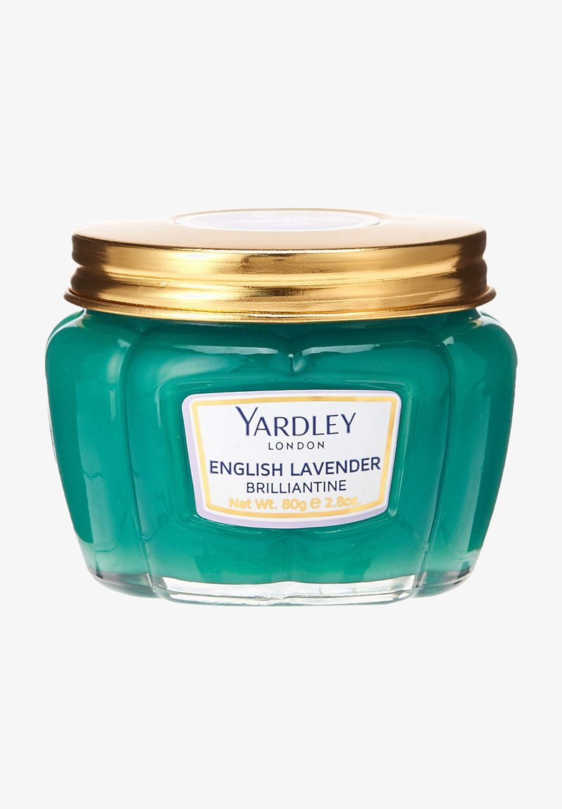 Yardley London - ENGLISH LAVENDER BRILLIANTINE 80 G - Hair treatment - -