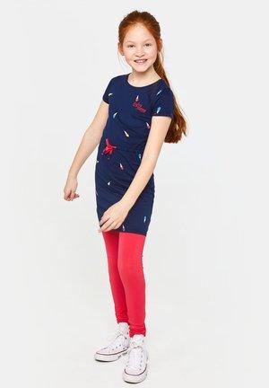 MEISJES SKINNY FIT - Leggings - pink