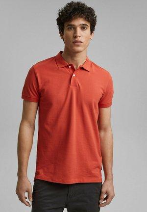 Polo shirt - coral