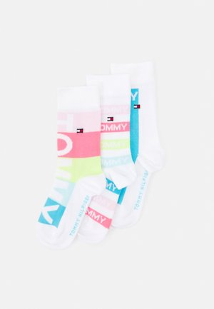 KIDS SOCK GIFTBOX 3 PACK UNISEX - Socks - pink combo