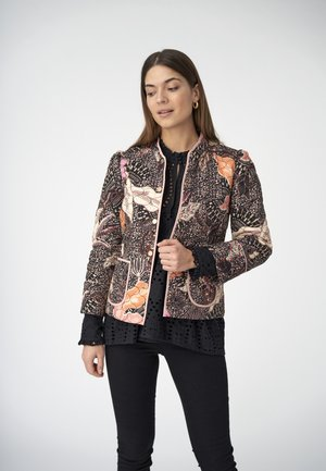 Summer jacket - native rose