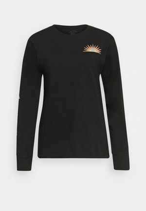 SOL INVICTUS - Long sleeved top - black