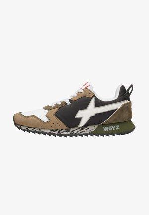 Sneakers basse - mehrfarbig