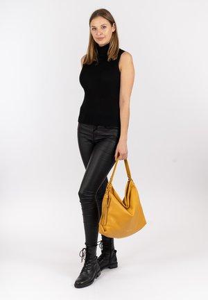 ELIANA - Handbag - yellow