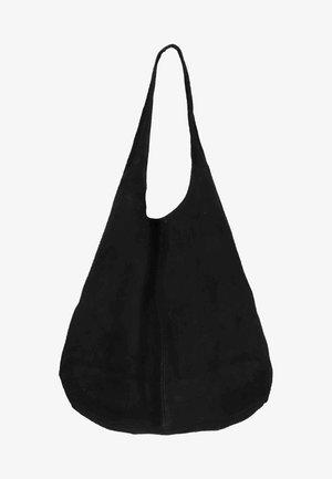 LENA - Tote bag - schwarz