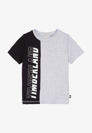 Camiseta estampada - grey/black