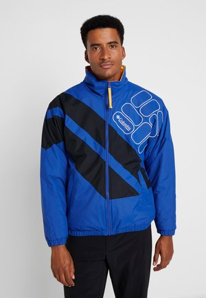 SIDELINE - Winter jacket - azul/black