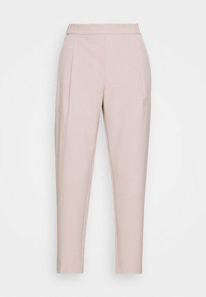 ALEIDA TRI TROUSERS - Pantalones - dusty pink
