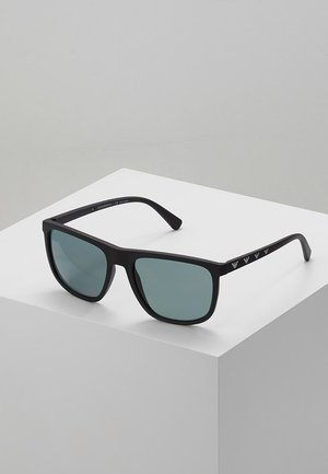 Sunglasses - matte black/polar grey