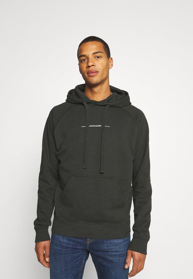 RELAXED HOODIE - Sweatshirt - fern