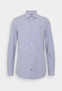 Tommy Hilfiger Tailored - STRIPE CLASSIC SLIM - Formal shirt - blue - 4