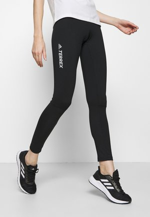 AEROREADY X-COUNTRY SKIING LEGGINGS - Tights - black