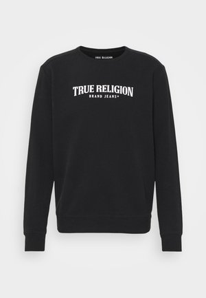 CREW CLASSIC LOGO - Sweatshirt - black