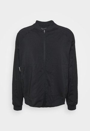 WARMUP JACKET - Veste de survêtement - black
