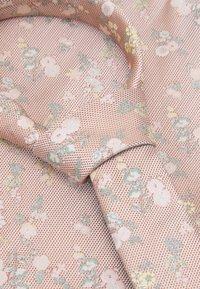 Burton Menswear London - FLORAL TIE AND HANKIE SET - Slips - light pink - 4
