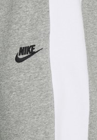Nike Sportswear - Pantalones deportivos - dark grey heather/white/charcoal heather/black - 4