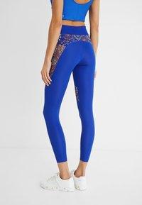 Desigual - Legging - blue - 2