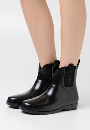 GLAS GOW RIBBON - Wellies - black