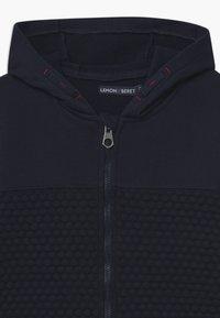 Lemon Beret - TEEN BOYS - Zip-up hoodie - navy blazer - 3