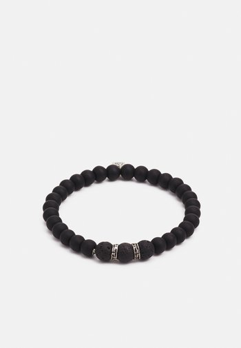 VOLCANIC BRACELET - Armband - black