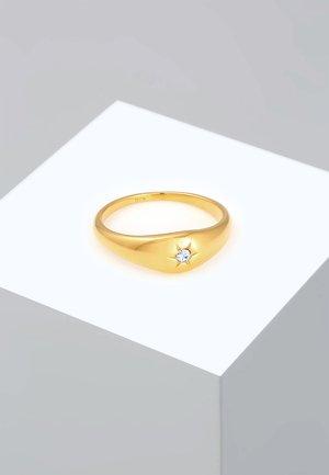 STERN  - Prsten - gold-coloured